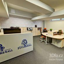 Fotografie interiéru firmy