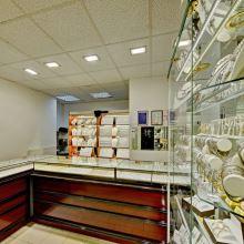 Fotografie interiéru prodejny