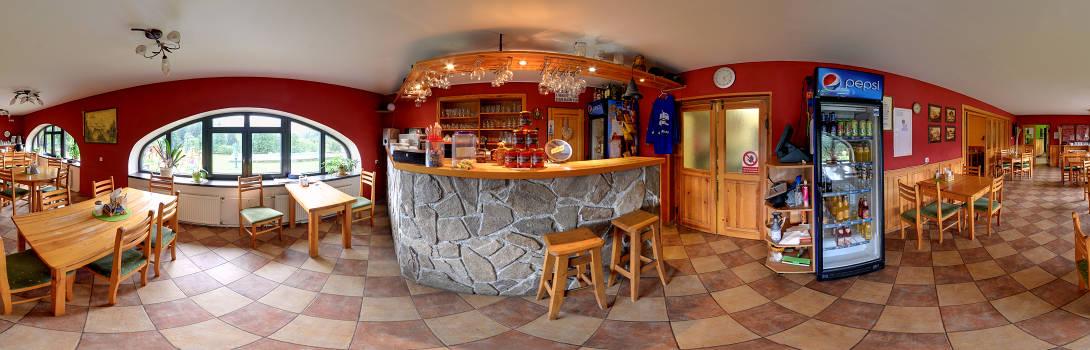 Virtuální prohlídka restaurace